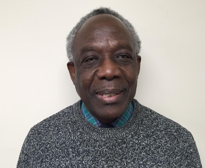 Rev Harold Passley